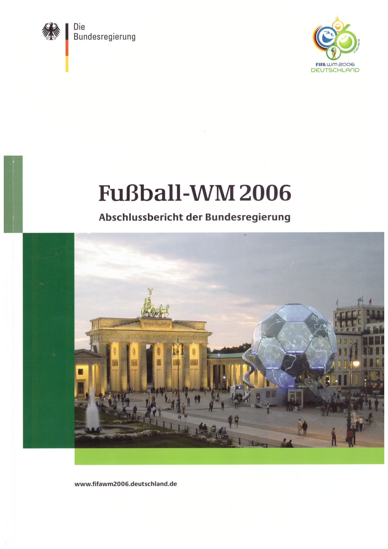 LINKE fordert Einsicht in Akten der Bundesregierung zur Fußball-WM 2006