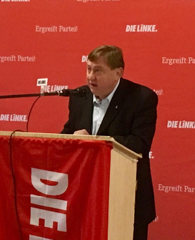 Kandidatur für die Bundestagswahl 2017