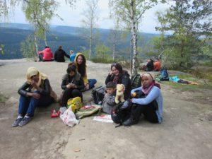 Königstein:  Wenn Flüchtlingshilfe gut funktioniert