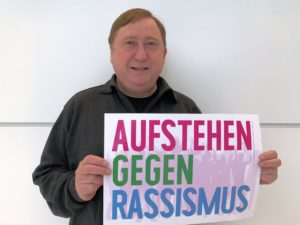#MarchAgainstRacism