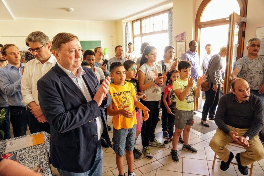 Zehnjähriges Jubiläum der AG Asylsuchende e.V. in Pirna