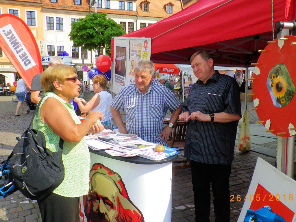 """Pirna lädt ein zum """"Markt der Kulturen"""""""