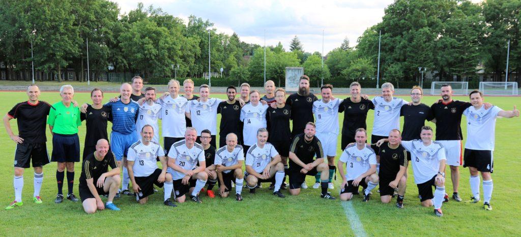 Erfolg für den FC Bundestag vor der Sommerpause