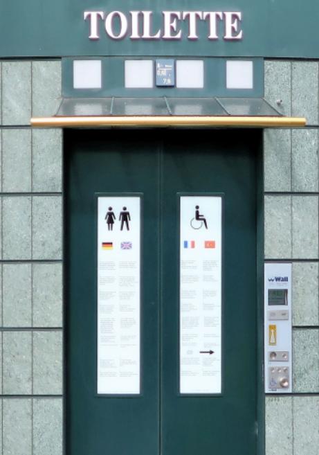 86,4 Prozent aller Bahnhöfe in Deutschland ohne Bahnhofsklo