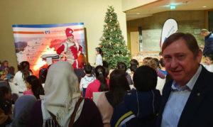 Sozial offene Weihnachtsfeier in Pirna