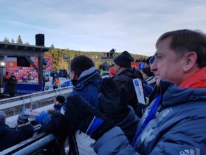 Rennrodel-Weltcup in Altenberg