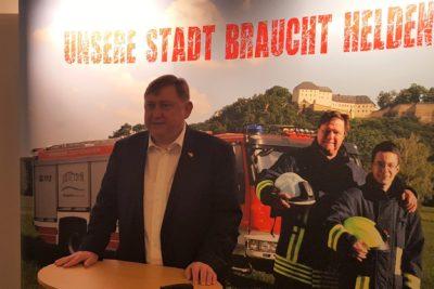 Jahreshauptversammlung der Feuerwehr Königstein