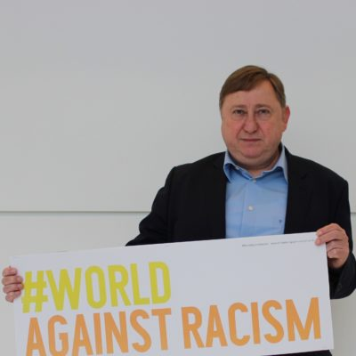 #WorldAgainstRacism