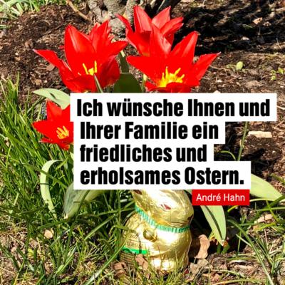 Gruß zu Ostern