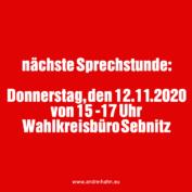 Bürger*innensprechstunde in Sebnitz