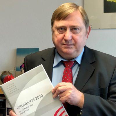 GRÜNBUCH 2020 zur Öffentlichen Sicherheit erschienen