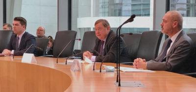 André Hahn zum Bericht des PKGr zu rechtsextremistischen Netzwerken in der Bundeswehr