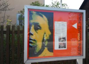 Käthe-Kollwitz-Haus in Moritzburg sollte Hilfe vom Bund bekommen