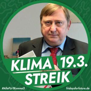 #AlleFür1Komma5 – Globaler Klimastreik