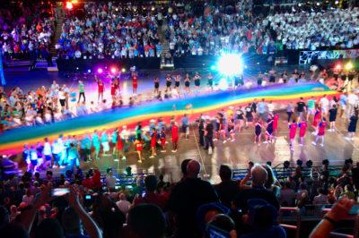 Sportminister Seehofer's Probleme mit queeren Menschen