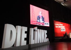 LandesvertreterInnen wählen André Hahn auf Platz 4
